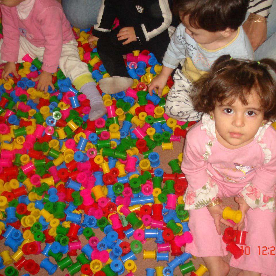 کارگاه بازی شادی رشد