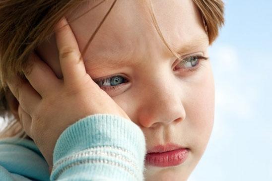 نارضایتی کودکان